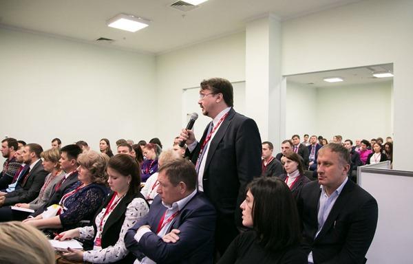 Александр Колотов на IX Гражданском форуме в Красноярске